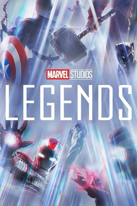 Marvel Studios: Legends Season 1 Episode 1