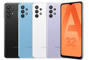 مواصفات و مميزات سامسونج جالاكسي Samsung Galaxy A32 5G
