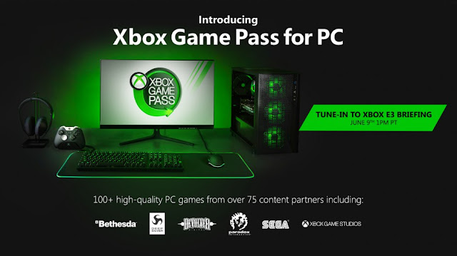 XBox approach to PC gaming