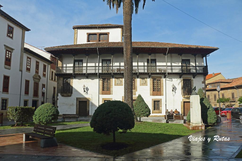 Casa Palacio de los Valdés de Villaviciosa