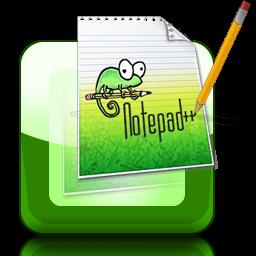 Notepad++ v7.5.7