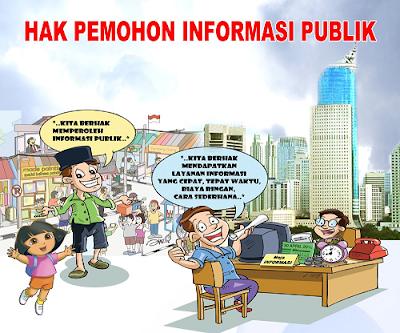 Hak mendapatkan informasi www.simplenews.me