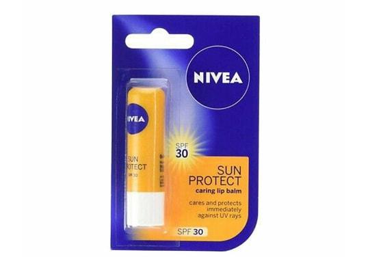 Balsam de buze Nivea NLC SUN SPF 30, 4.8 g