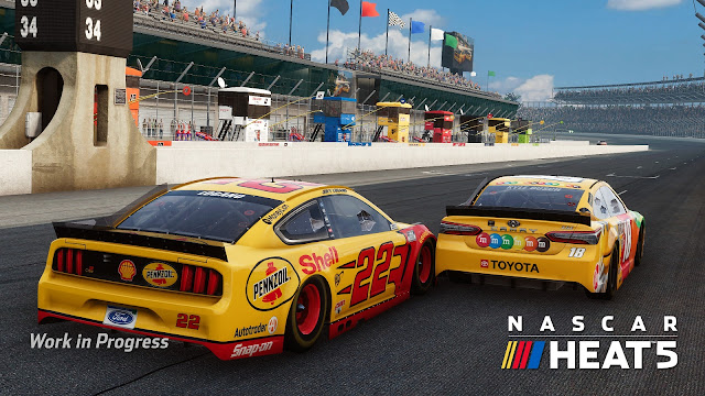 How to Play NASCAR Heat 5 with VPN