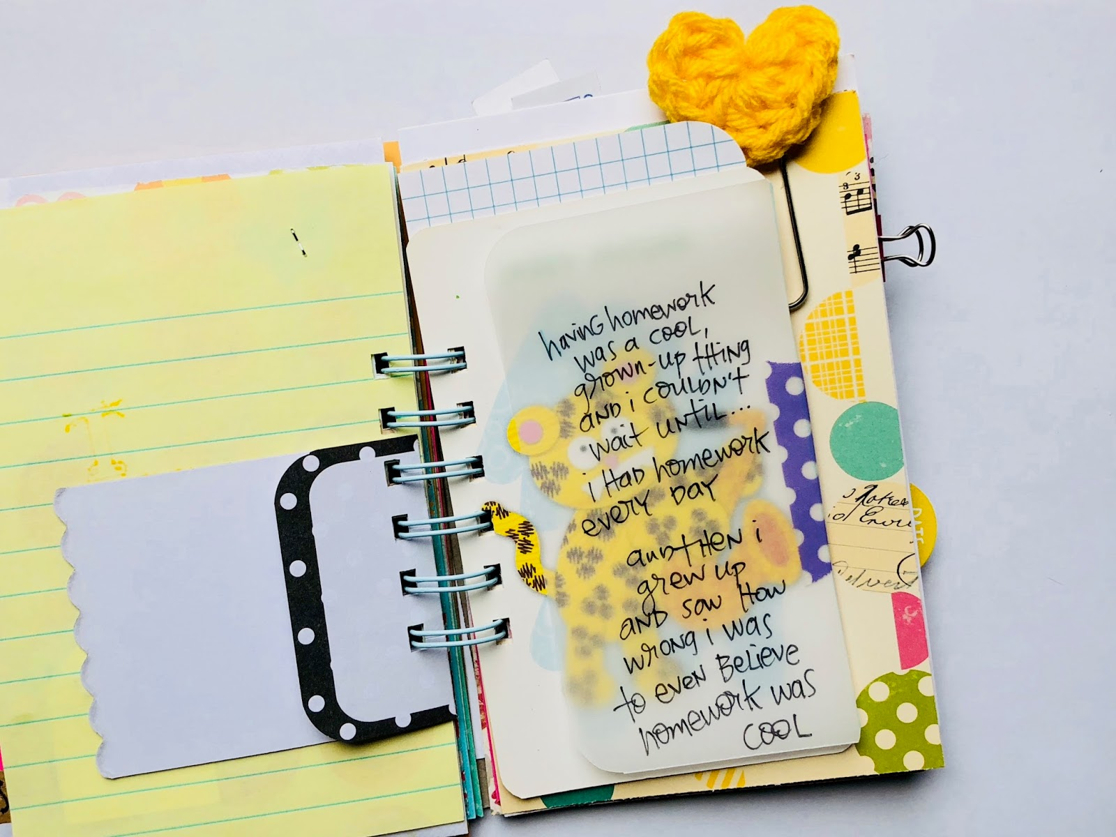 #lists #things to do every weekend #listmaker #30lists #smashbook #mini album #mini book