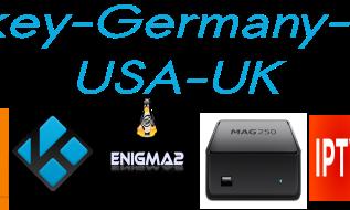 Germany Sky UK USA Discovery Italy RAI Turkey TRT