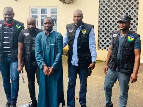 How Wadume was Arrested by IRT at Uncle's House in Kano