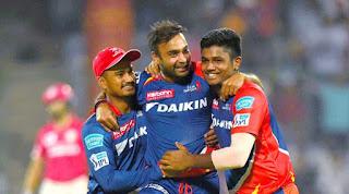 Amit Mishra 4-11 - DD vs KXIP 7th Match IPL 2016 Highlights