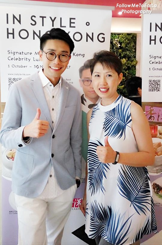 Welcome To Malaysia, Famous Hong Kong Celebrity, Luk Ho Ming (陸浩明)