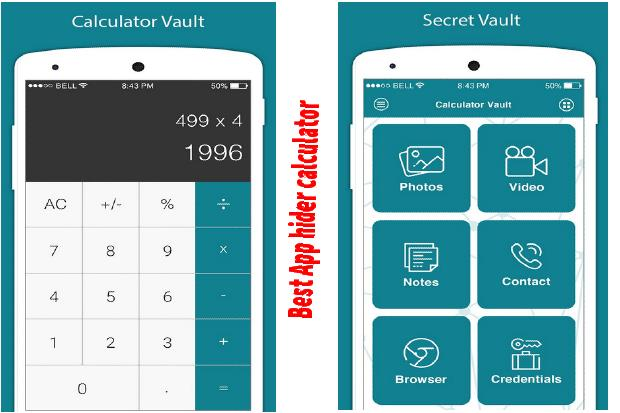 10 best App hider calculator for Android (ROOT and No ROOT needed