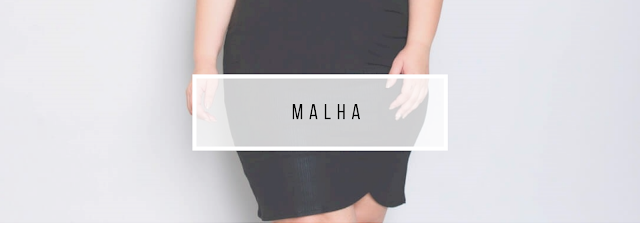 Vestido curto plus size: tendências e dicas de looks - malha