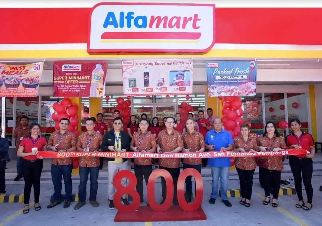 Improving Lives, One Super Minimart At A Time