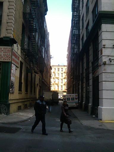 Cap'n Transit Rides Again: New York City's Really Narrow