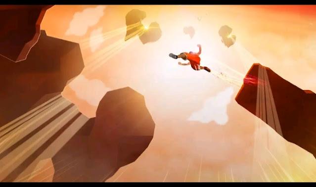 تحميل لعبة المدفوعة Sky Dancer Premiun مجانا للأندرويد  اخر اصدار