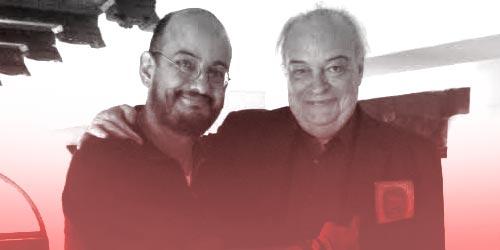 Entrevista con Enrique Vila-Matas