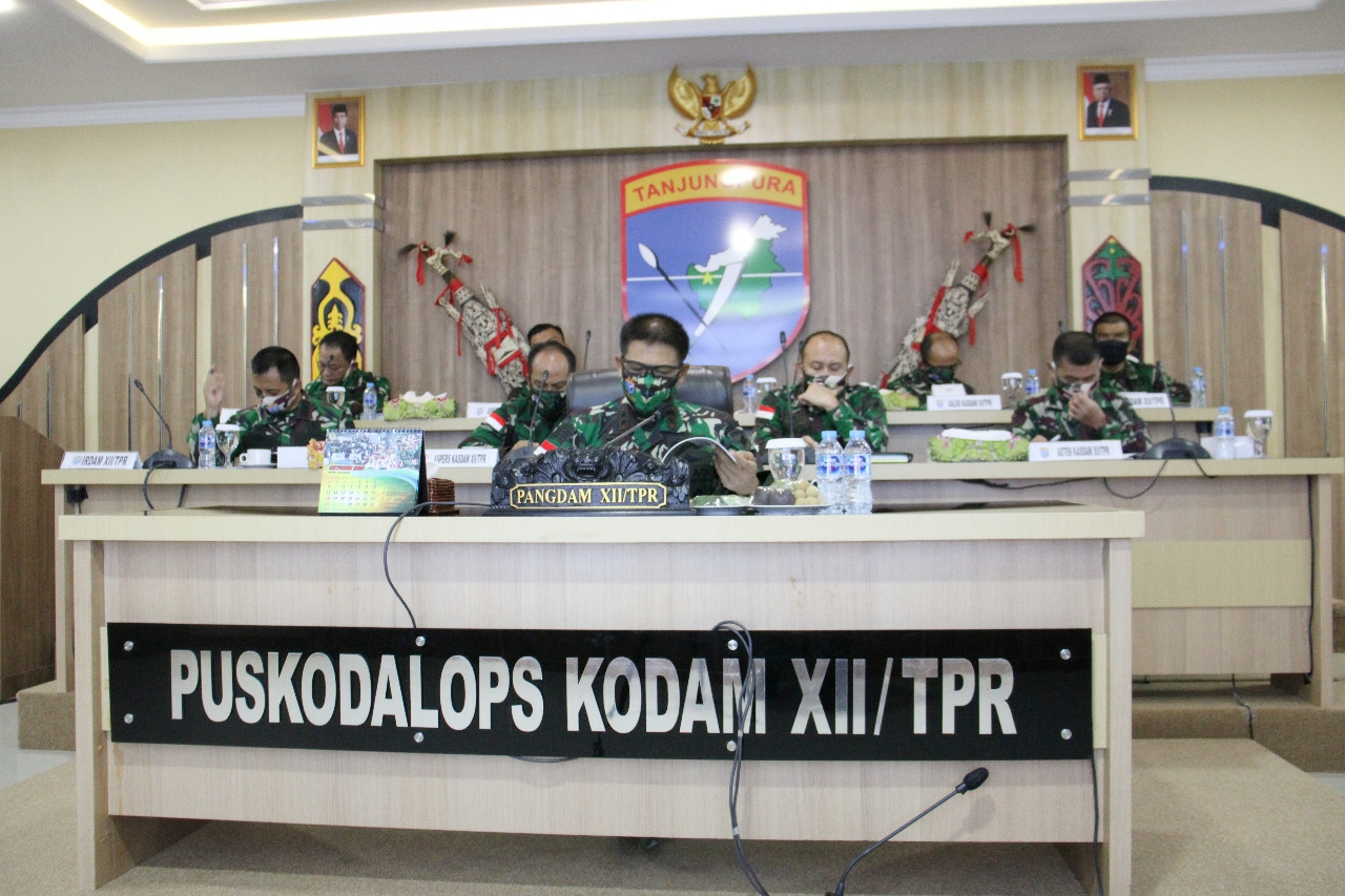 Pangdam XII/TPR: TMMD Bernilai Strategis, Masyarakat Sejahtera