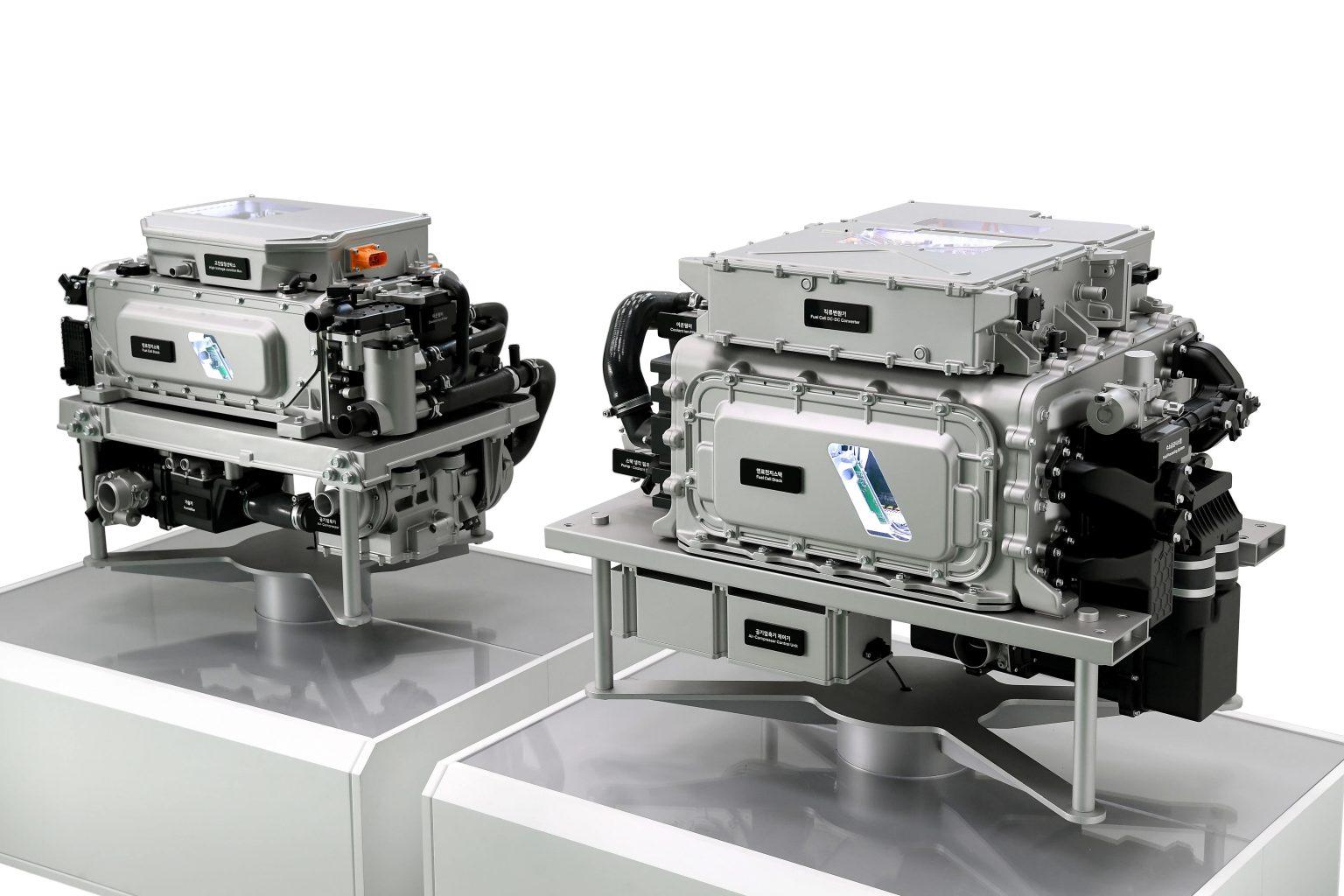 مجموعة هيونداي موتور تقدم خططها لتعميم الهيدروجين بحلول عام 2040