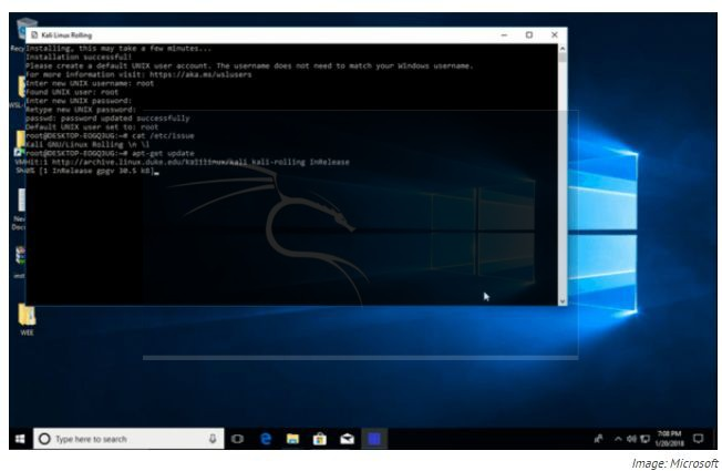 How to install Kali Linux on Windows 10 (WSL)