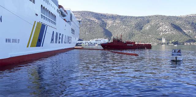 Ήγουμενίτσα: Με το βλέμμα στραμμένο σε πιθανά κρούσματα κορωνοϊού έρχονται πλοία από την Ιταλία στην Ηγ/τσα