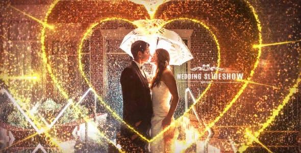 Videohive - Wedding Romantic Parallax