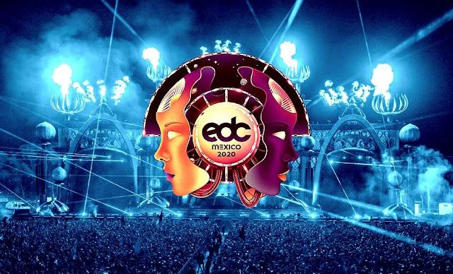 EDC Electric Daisy Carnival 2020 Autodromo Hnos Rodriguez boletos baratos primera fila no agotados