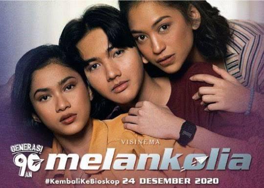 Generasi 90an: Melankolia (2020) WEBDL