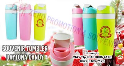 Daytona Candy Tumbler - Grosir Souvenir Tumbler Promosi