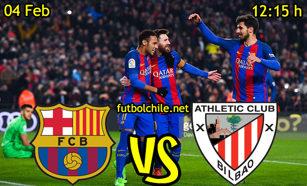 Ver stream hd youtube facebook movil android ios iphone table ipad windows mac linux resultado en vivo, online: Barcelona vs Athletic Club