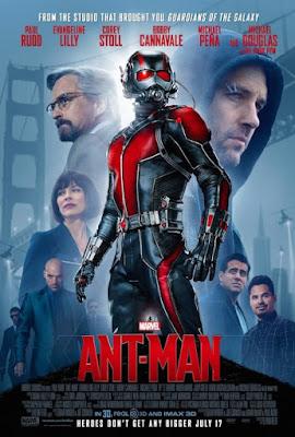 Ant-Man 2015 Hindi Dubbed pDVDRip 800mb