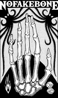 No Fake Bone logo