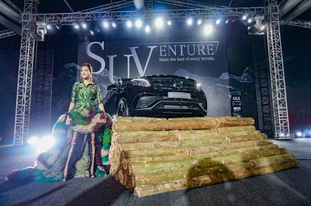 Mercedes GLS 63 AMG - SUV sang chảnh giá 8,43 tỉ đồng