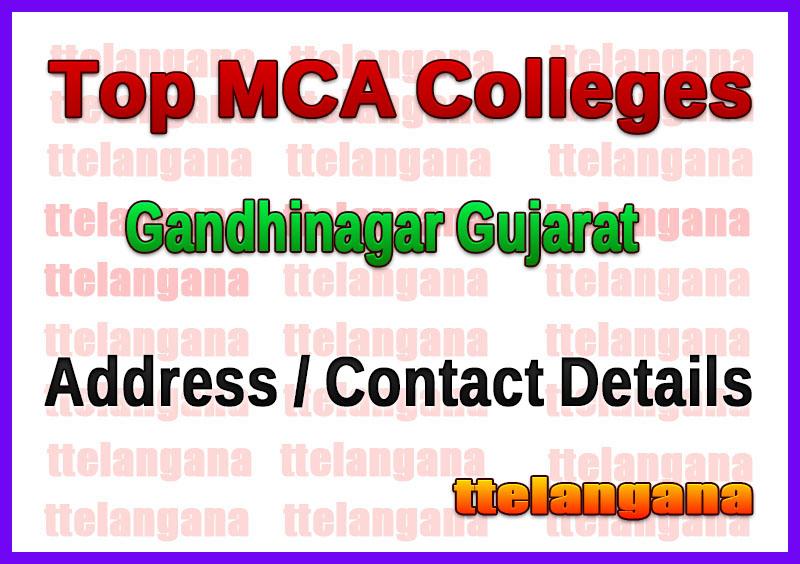 Top MCA Colleges in Gandhinagar Gujarat