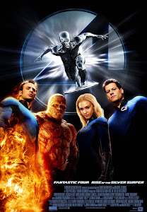 Fantastic 4: Rise of the Silver Surfer Poster
