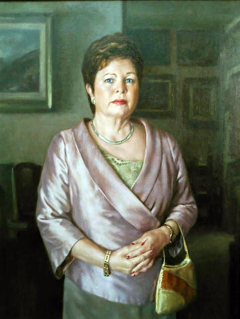 Giner Godella, Retrato de Isabel, Maestros españoles del retrato, Retratos de Giner Godella, Pintores Valencianos, Pintor español, Pintor Giner godella