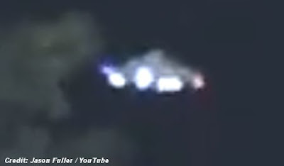 Mystery of Mass UFO Sighting Uncovered