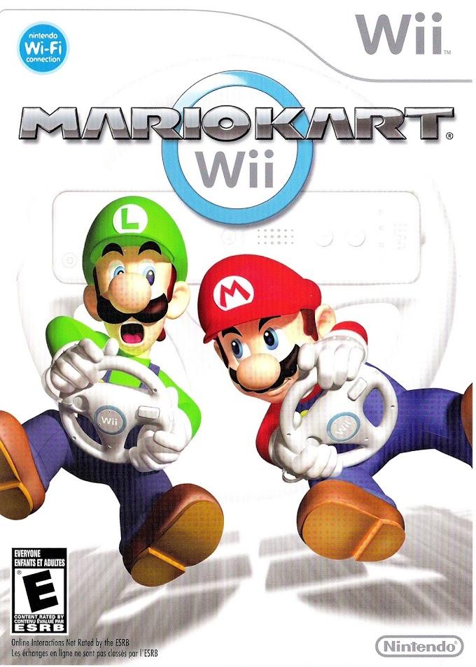[WII] [NTSC] Mario Kart Wii