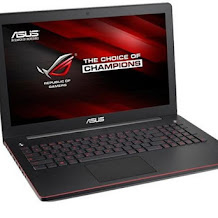 Asus Republic of Gamers G550JK, Notebook Gaming Performa Ekstrim