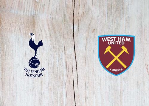 Tottenham Hotspur vs West Ham United -Highlights 18 October 2020