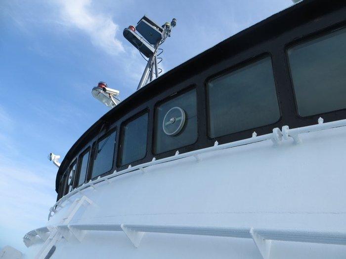 Рубка управление кораблем
