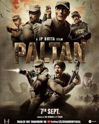 Paltan movie