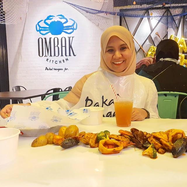 The Best Seafood Restaurant in Bangsar Kuala Lumpur Ombak Kitchen.