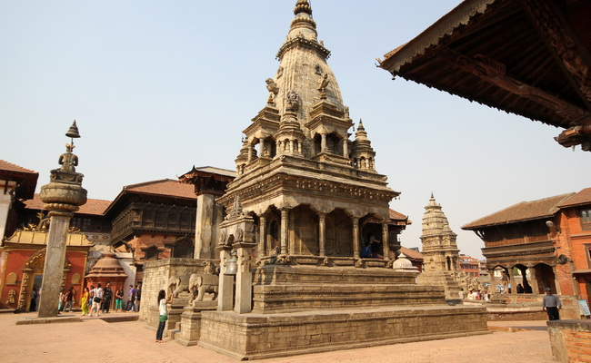 Xvlor Bhaktapur is old city rich in art and culture in Kathmandu Valley