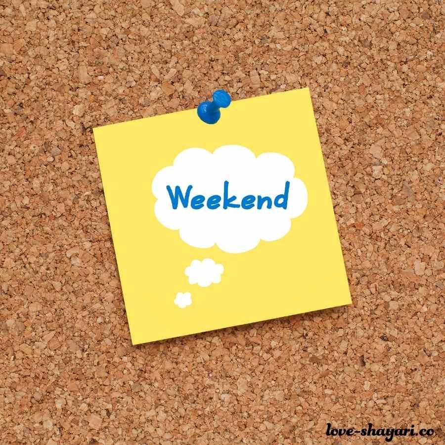 weekend images