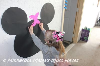 juego de minnie mouse para cumpleaos