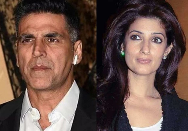 twinkle khanna accused her husband akshay kumar for robbing her mask