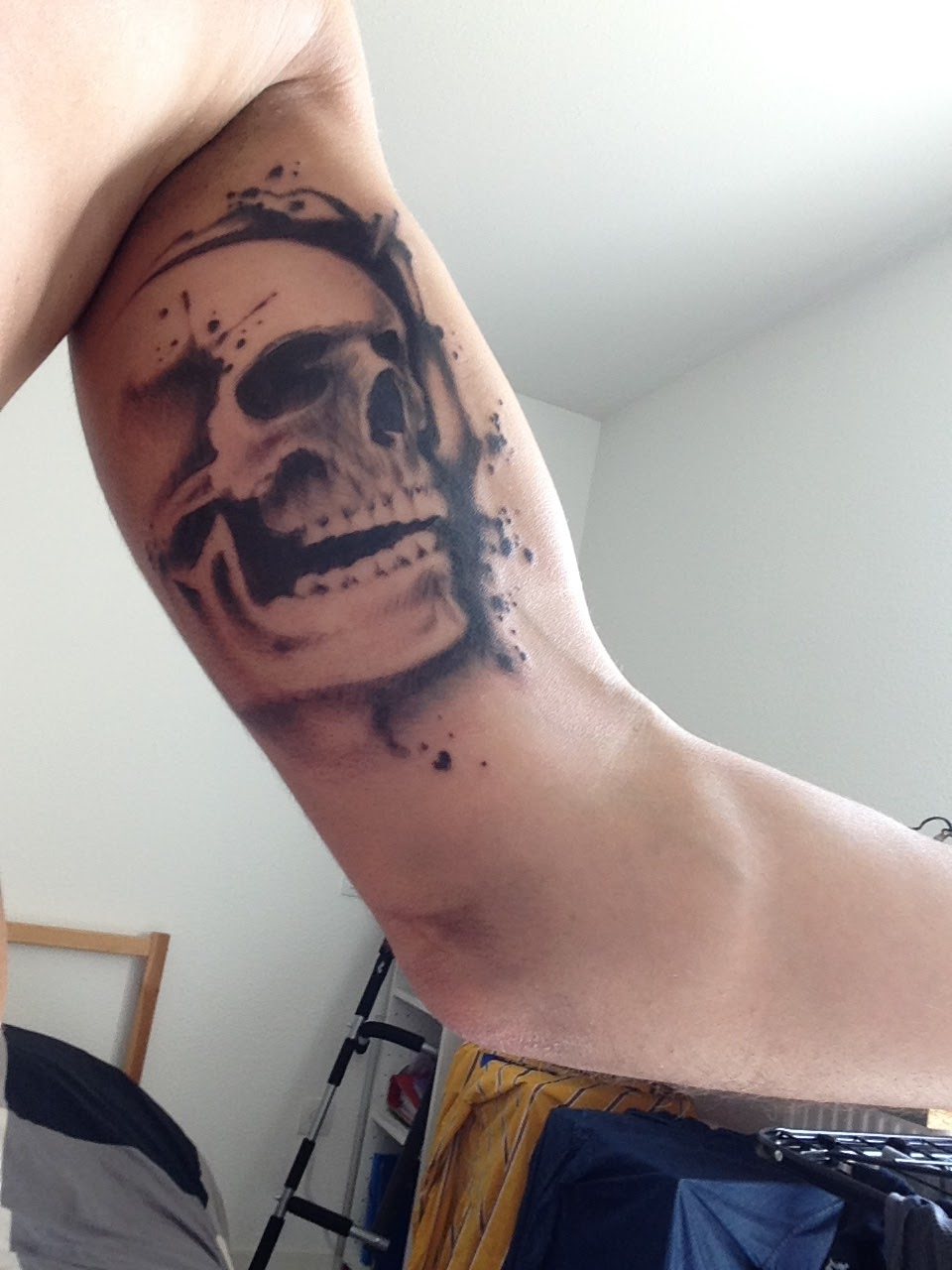 1Er Tatouage journal d'un dé-tatouage