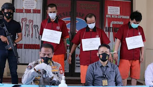 Polisi Tembak Mati Bandar Sabu, Ternyata,
