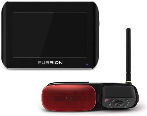 Furrion Vision S 5 inch Wireless RV Backup System