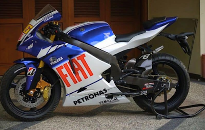 Modifikasi Moto Gp Yamaha Vixion