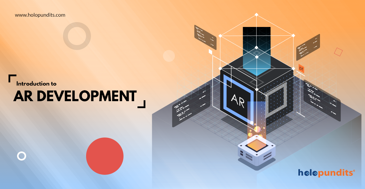 Introduction to Augmented Reality App Development